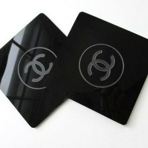 New authentic chanel vip coasters